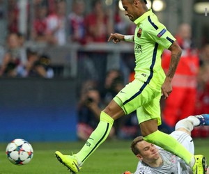 Barca, neymar jr, and ney ney image