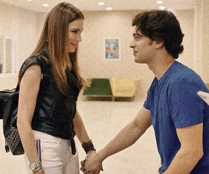 couple, cagatay ulusoy, and serenay sarikaya image