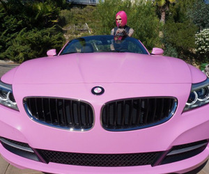 bmw, car, and girly image