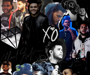 the weeknd and abel image