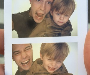 Francisco Lachowski, cute, and baby image