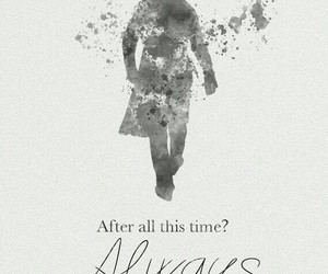 always, harry potter, and severus image