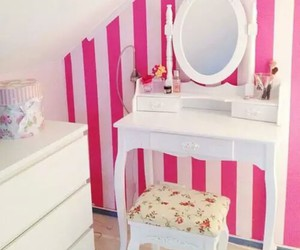 home decor, inspo, and girly bedroom image