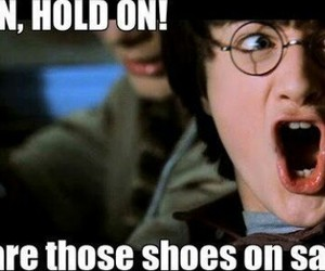funny, potter, and ron image