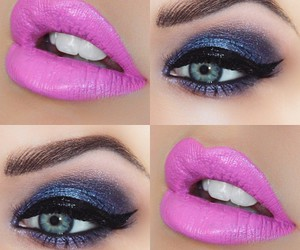 beauty, lips, and nails image