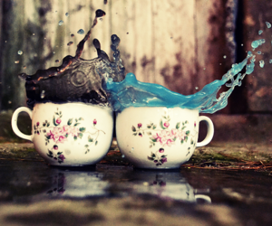 colors, tea, and cool image