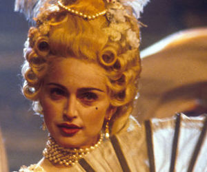 fan, madonna, and mtv image