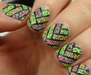 nail, nail art, and cute image