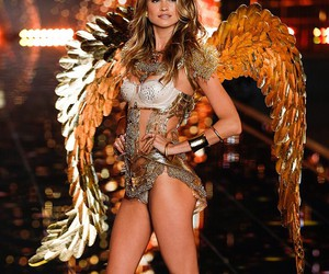 Behati Prinsloo, model, and angel image