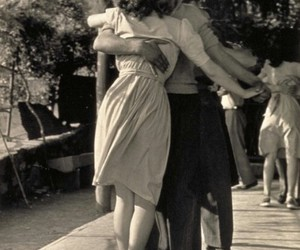 dance, vintage, and love image