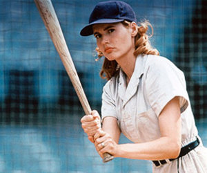 geena davis and a league of their own image