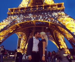 blackdress, blondie, and boyfriend image