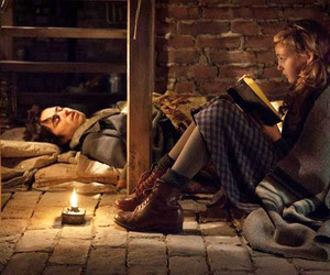 the book thief, book, and max image