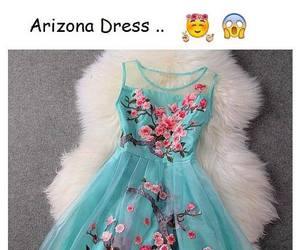dress, girl, and arizona image