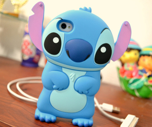stitch, cute, and iphone image
