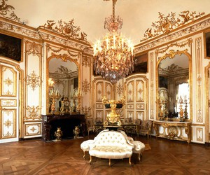 gold, luxury, and style image