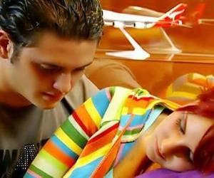 amor, couple, and rebelde image