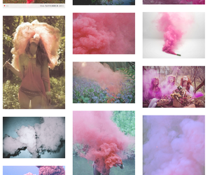 art, fashion, and pink image