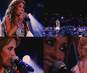 Anahi, cantante, and concert image