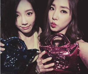 snsd, taeyeon, and tiffany image