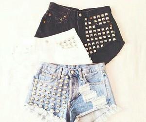 shorts, fashion, and clothes image