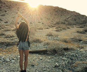 girl, shay mitchell, and sun image