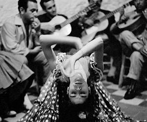 dance, guitar, and music image