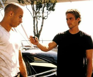 fast and furious, paul walker, and brian o'conner image