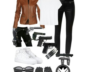 cool, nike, and outfit image