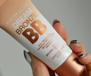 bronze, makeup, and bb cream image