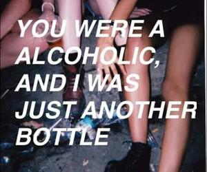 alcoholic, boy, and girl image