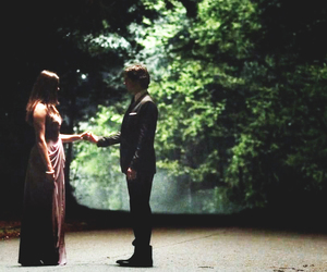 the vampire diaries, delena, and ian somerhalder image