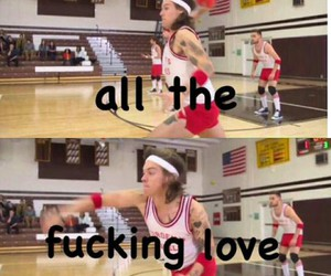 funny, lol, and Harry Styles image