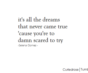 black and white, dreams, and scared image