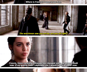 mary, mary queen of scots, and francis image