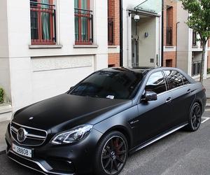 black, cars, and matt image