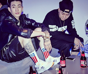 jay park, gray, and kpop image