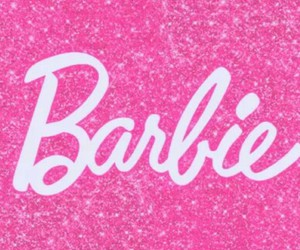 barbie, pink, and doll image