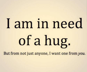 hug, love, and you image