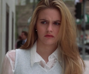 90's, Clueless, and alicia silverstone image