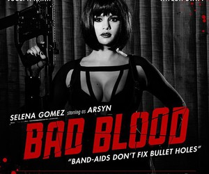 selena gomez, bad blood, and Taylor Swift image