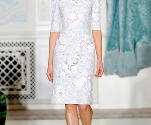 erdem, spring 2012 ready-to-wear, and fashion image