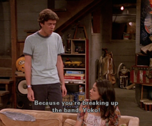 that 70s show, funny, and eric forman image