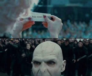harry potter, voldemort, and hunger games image