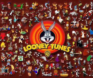 looney tunes and bugs bunny image