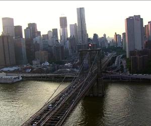bridge, Dream, and ny image