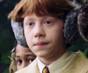 harry potter and ronald weasley image