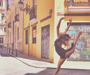 baile, ballet, and dance image