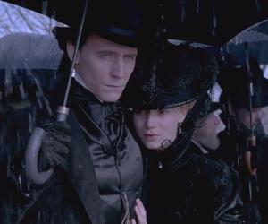 crimson peak, tom hiddleston, and sir thomas sharpe image