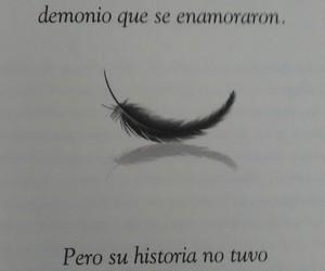 book, hija de humo y hueso, and frases image